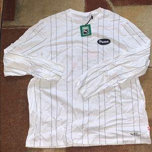 Puma 91074 L/S AOP Shirt